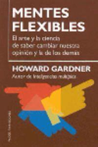 Mentes Flexibles - Howard Gardner