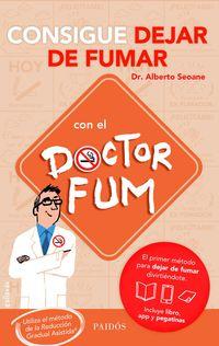 CONSIGUE DEJAR DE FUMAR CON EL DOCTOR FUM - UTILIZA EL METODO DE LA REDUCCION GRADUAL ASISTIDA