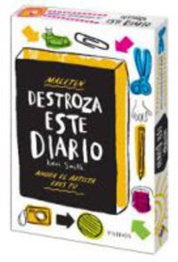 Destroza Este Diario (maletin) - Keri Smith