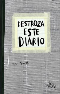 Destroza Este Diario (gris) - Keri Smith