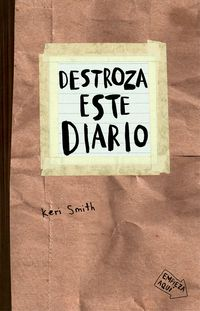 Destroza Este Diario (craft) - Keri Smith