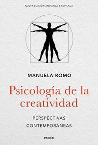 Psicologia De La Creatividad - Manuela Romo