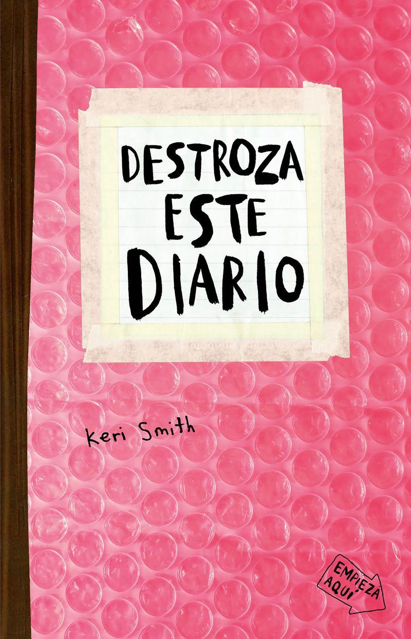 destroza este diario (burbujas) - Keri Smith