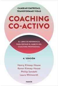 COACHING CO-ACTIVO - CAMBIAR EMPRESAS, TRANSFORMAR VIDAS