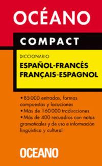 OCEANO COMPACT DICCIONARIO ESP / FRA - FRA / ESP