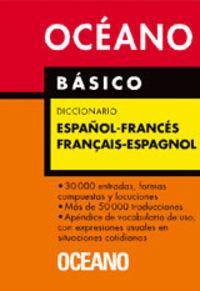 Diccionario Basico Frances-Español - Aa. Vv.