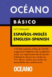 DICCIONARIO BASICO INGLES-ESPAÑOL