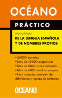 PRACTICO DICCIONARIO LENGUA ESPAÑOLA