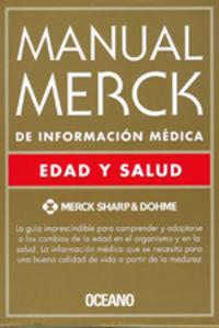 MANUAL MERCK DE INFORMACION MEDICA - EDAD Y SALUD