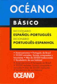 DICCIONARIO BASICO ESPAÑOL-PORTUGES / PORTUGUES-ESPAÑOL