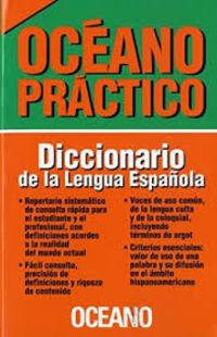 DICCIONARIO DE LA LENGUA ESPAÑOLA - OCEANO PRACTICO