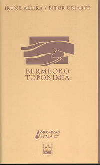 BERMEOKO TOPONIMIA