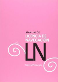 Ln - Manual De Licencia De Navegacion - Floren Probanza