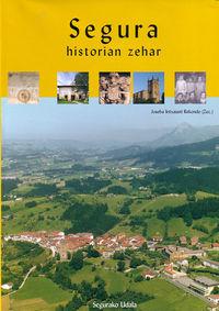 SEGURA HISTORIAN ZEHAR