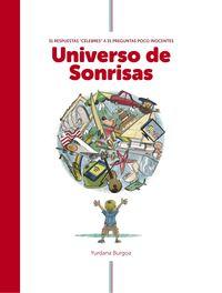 Universo De Sonrisas - Yurdana Burgoa Valtierra