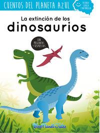 La extincion de los dinosaurios - Aa. Vv.