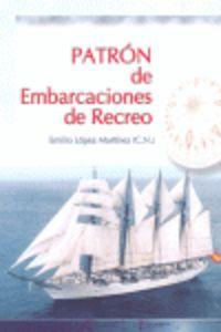 PATRON DE EMBARCACIONES DE RECREO