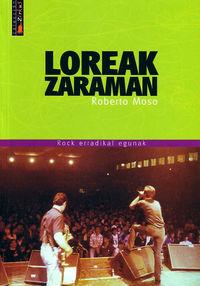 LOREAK ZARAMAN - ROCK ERRADIKAL EGUNAK