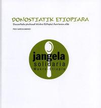DONOSTIATIK ETIOPIARA - JANGELA SOLIDARIA