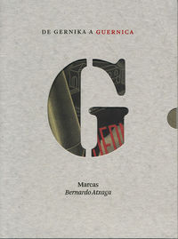 (PACK) DE GERNIKA A GUERNICA - MARCAS