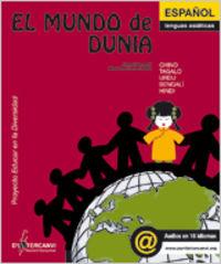 MUNDO DE DUNIA, EL - LENGUAS ASIATICAS