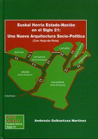 EUSKAL HERRIA ESTADO-NACION EN EL SIGLO 21