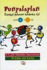 (DVD + CD) PUNPALAPLAN - EUSKAL JOLASEN BILDUMA 3