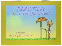 EP 5 - PLASTICA - ARTISTIC EDUCATION (COLOURMIX) (INGLES)