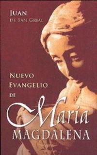 NUEVO EVANGELIO DE MARIA MAGDALENA
