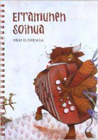 Erramunen Soinua (+cd) - Unai Elorriaga