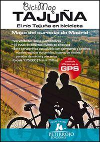 tajuña - el rio tajuña en bicicleta - Bernard Datcharry / Valeria H. Mardones