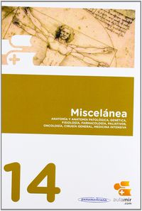 Miscelanea - Jaime Padilla Martinez / Sandra Ramos Saez / [ET AL. ]