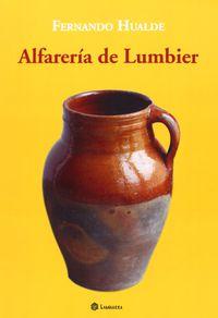 Alfareria De Lumbier - Fernando Hualde