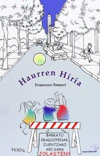 HAURREN HIRIA
