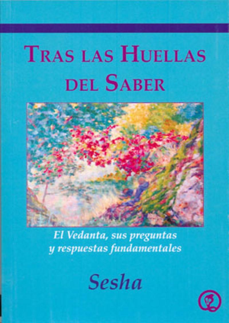 TRAS LAS HUELLAS DEL SABER - EL VEDANTA, SUS PREGUNTAS Y RESPUESTAS FUNDAMENTALES