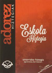 ADOREZ 15 - ESKOLA HIZTEGIA