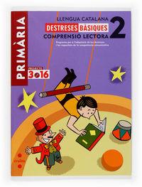 DESTRESES LECTORES 2 EP LLENGUA CATALANA CI 2