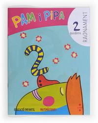 3 ANYS - RAONAMENT 2 - PAM I PIPA