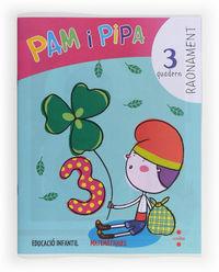 3 ANYS - RAONAMENT 3 - PAM I PIPA