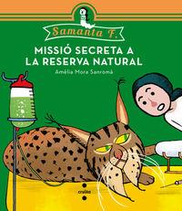 SAMANTA F 3 - MISSIO SECRETA A LA RESERVA NATURAL