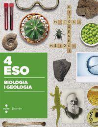 ESO 4 - BIOLOGIA I GEOLOGIA - CONSTRUIM