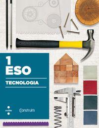 ESO 1 - TECNOLOGIA - CONSTRUIM
