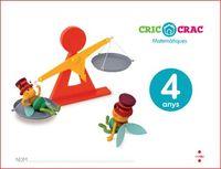 4 ANYS - MATEMATIQUES - CRIC-CRAC