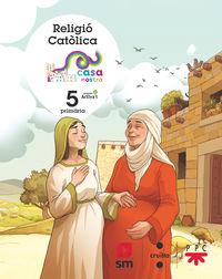 EP 5 - RELIGIO (CAT) - CASA NOSTRA - MAS SAVIA