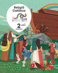 EP 2 - RELIGIO - CASA NOSTRA - MAS SAVIA