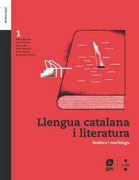 BATX 1 - LLENGUA CATALANA I LITERATURA