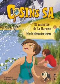 COSINS, S. A. 5 - EL MONSTRE DE LA LLACUNA