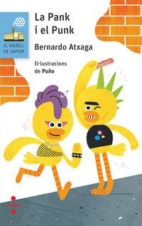 Pank I El Punk - Bernardo Atxaga