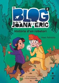 HISTORIA D'UN ROBATORI
