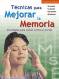 Tecnicas Para Mejorar La Memoria - Susana Paz Enriquez